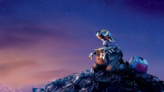 Wall E On Earth wallpaper