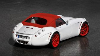 Wiesmann soft top roadster mf5 limited edition wallpaper