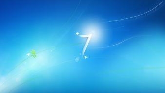 Windows 7 Screen wallpaper