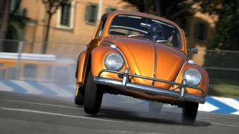 5 playstation 3 volkswagen beetle cars vehicles Wallpaper