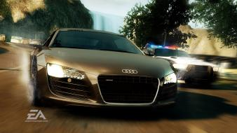 Audi r8 need for speed undercover cars games wallpaper