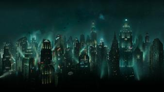Bioshock rapture video games wallpaper