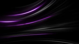 Black minimalistic monochrome violet wallpaper