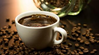 Coffee java morning wallpaper