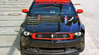Ford mustang boss 302 geigercars vehicles Wallpaper