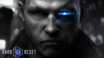 Hard reset cyberpunk fps games wallpaper
