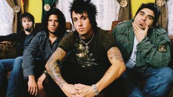Jacoby shaddix papa roach music wallpaper