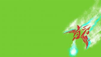 Protoss starcraft ii phoenix wallpaper
