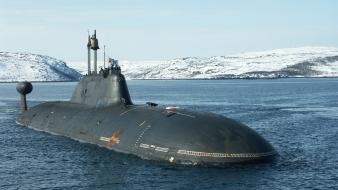 Russian navy submarine wallpaper
