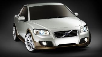 Volvo c30 automotive cars sports Wallpaper