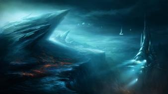 Artwork fans futuristic science fiction Wallpaper