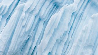 Bright ice nature textures wallpaper
