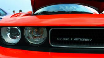 Challenger dodge srt cars car show photo manipulation wallpaper