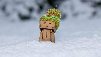 Danboard amazon snow wallpaper