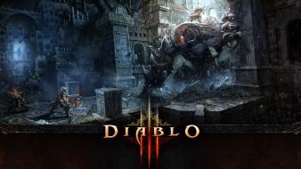 Diablo iii artwork concept art video games wallpaper