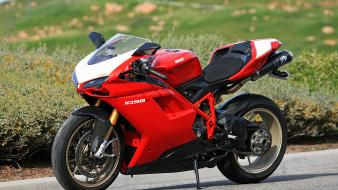 Ducati motorcycles vehicles wallpaper