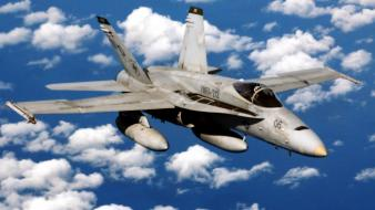 F18 hornet usmc aircraft military wallpaper