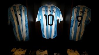 Football team jersey higuain lionel messi soccer wallpaper