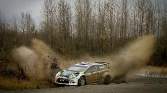 Ford fiesta wrc ken block monster energy wallpaper