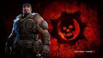 Gears of war 3 marcus phoenix video games wallpaper