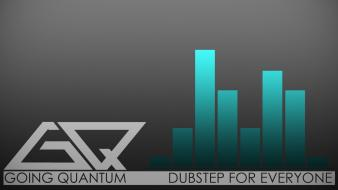 Going qantum drum and bass dubstep electro music wallpaper