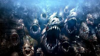 Piranha 3d rebel wallpaper