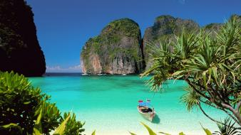 Thailand islands paradise sea wallpaper