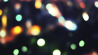 Abstract blurred bokeh gaussian blur wallpaper