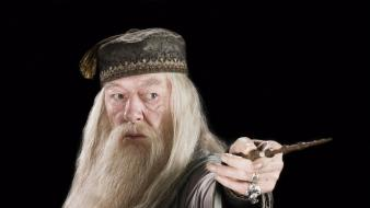 Albus dumbledore harry potter michael gambon actors cast Wallpaper