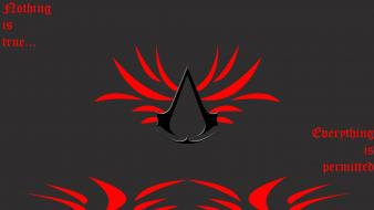 Assassins creed nothing is true everything permitted wallpaper