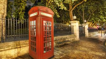 British english telephone booth phone streets wallpaper
