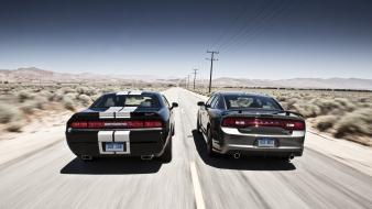 Charger dodge challenger srt8 cars wallpaper