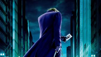 Heath ledger the dark knight joker movies wallpaper