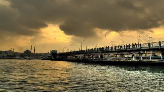 Istanbul landscapes Wallpaper