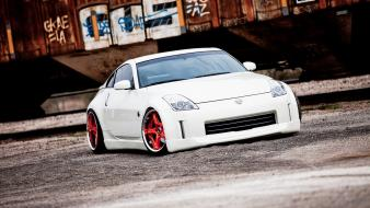 Jdm japanese domestic market nissan 350z cars wallpaper