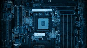Motherboards technology wallpaper
