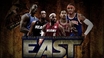 Rose dwight howard dwyane wade lebron james wallpaper