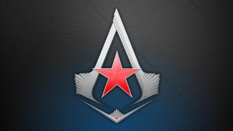 Assassins creed 3 russian emblem the fall russians wallpaper