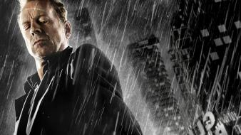 Bruce willis john hartigan sin city actors celebrity wallpaper