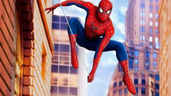 Marvel comics spiderman movies wallpaper