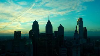 Philadelphia cities cityscapes united wallpaper