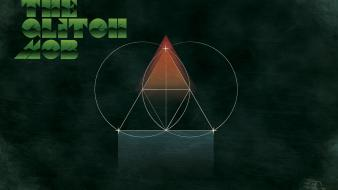 The glitch mob logos music wallpaper