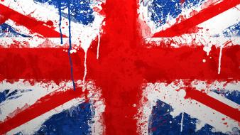 United kingdom flags wallpaper