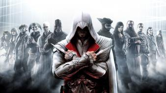 Assassins creed brotherhood video games wallpaper