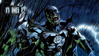 Batman black lantern corps dc comics hero wallpaper