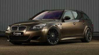 Bmw m5 g power touring cars tuning wallpaper