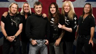 Bruce dickinson iron maiden metal music Wallpaper