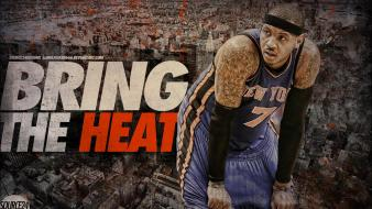 Carmelo anthony nba new york knicks Wallpaper