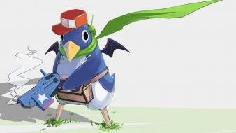 Cave story disgaea prinny video games wallpaper