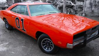 Dodge charger general lee cars muscle morph wallpaper